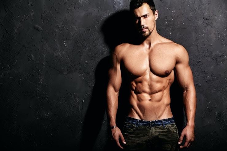 definierter Körper Mann