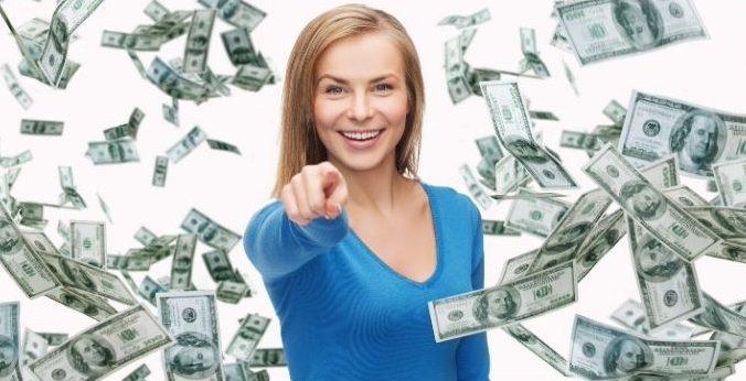 affirmation geld