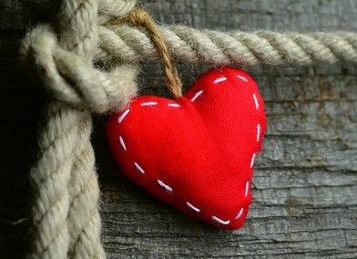 Affirmation Liebe